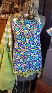 Professionally made Aprons & Kitchen linens