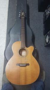 Guitare Takamine semi acoustique série G