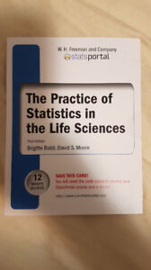 The Practice of Statistics in the Life Sciences (e-Book)