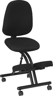 Adjustable Thickly Padded Kneeling Office Chair
