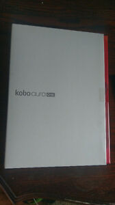 Sealed Box - Latest Waterproof  Kobo Reader (AuraOne) with Cover