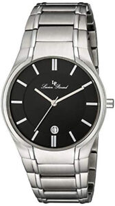 Lucien Piccard Men's Davos Stainless Steel Dress Watch