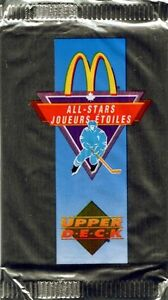 McDonald's PREMIER EDITION .... hockey .... 1991-92