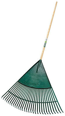 Genuine DRAPER 700mm Head Extra Wide Plastic Leaf Rake | 34875