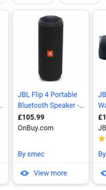 JBL SPEAKER FLIP 4