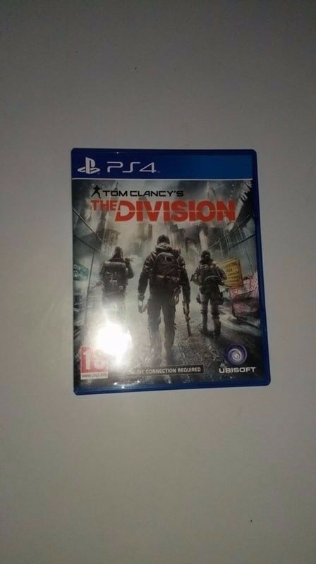 the division PlayStation 4