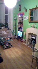 Furnished 2 bedroom flat on Easter Road