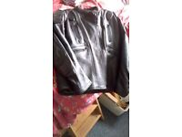 Lady Motorcycle Jacket