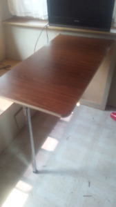 Table for trailer