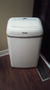 Danby portable air conditioner wwindow kit and thermostat remote