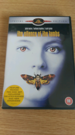 The Silence of the lambs: DVD