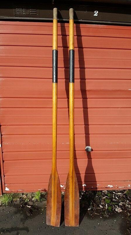 Wooden Oars For Sale In Linwood Renfrewshire Gumtree
