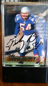 Tedy Bruschi Card #109 from Pacific Collection
