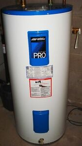 Electric Water heater by John Wood