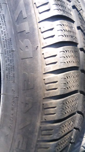 2 winter tire 225/45/17