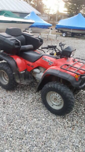 Honda 450 S 4 wheeler 1998 Forman