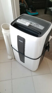 Haier Portable Air-conditioner - HPC12XHR