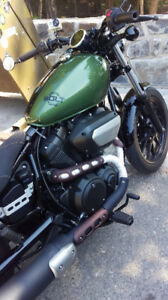 Rspec yamaha bolt 2015 great condition