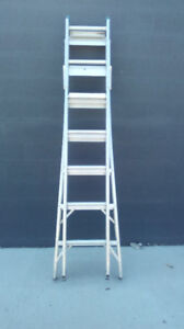 3WAY 7 FOOT EXTENSION LADDER