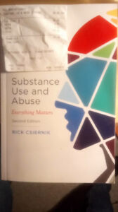 Substance Use& Abuse: Everything Matters SSW Year 1