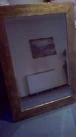 living room our hall mirror