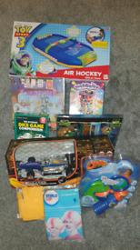 Games / Toys Bundle - 10 Items!!!