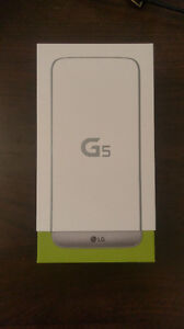 Brand new LG G5 available for sale