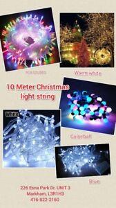 Christmas  LED Lights Strings ,10 Meters 100pcs LEDs