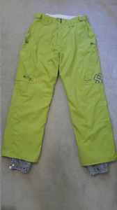 Great Offer on Special Blend Snowboard Pants!! (Size: XL)