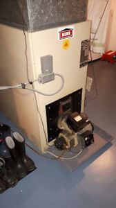 Used Oil  Burner Furnace - As Is