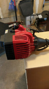 YARD MACHINE GAS TRIMER ASKING $85.00 CAL