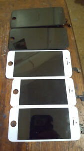 new IPhone 5 + IPhone 6 screens for  sale