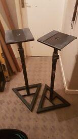 Adjustable Speaker Stands (Pair)