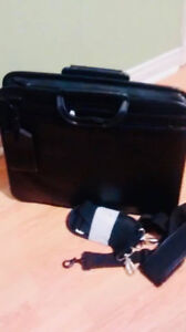 Leather Large laptop/ office bag