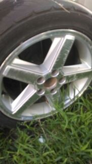 Xr6 alloy wheel one only  Wallsend Newcastle Area Preview