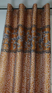 "Brand New Curtains W59"" X L102"" Comes in 5 colors"