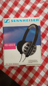 Vintage Sennheiser Head Phones