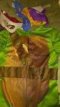 Kids Costume age 5-6 teenage mutant ninja turtles outfit Wodonga Wodonga Area Preview