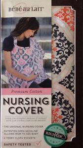 Brand new BeBe au Lait cotton nursing cover