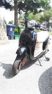 Electric Bike - Scooter