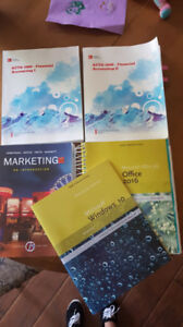 3 Business Administration Textbooks year1