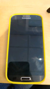 Samsung S4 in great condition - Telus