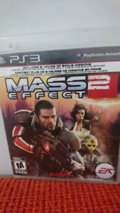 USED MASS EFFECT 2 (PS3)