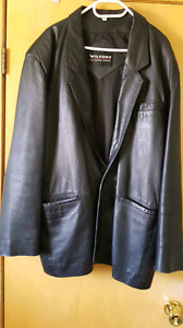 Men's XL Leather Jacket