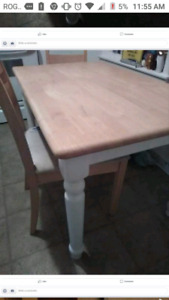 Multi | Table, 2 Chairs and Stand | Read Ad Before Replying!