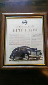 COOL!! - Vintage Automobile Ads - Car Advertising