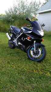 Yamaha YZF 600R for sale or trade.