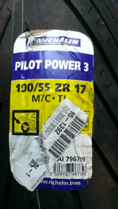 190/55-17 Michelin Power 3 Brand New