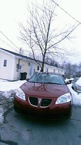 2009 Pontiac G6 Special Edition $4500