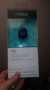 Fitbit zip brand new in box